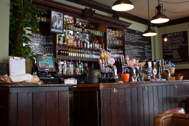 classic London pub
