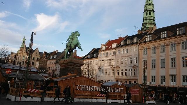 copenhagen denmark travel Christmas market