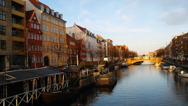 copenhagen denmark travel river