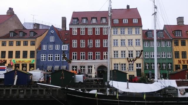 copenhagen denmark travel nyhavn