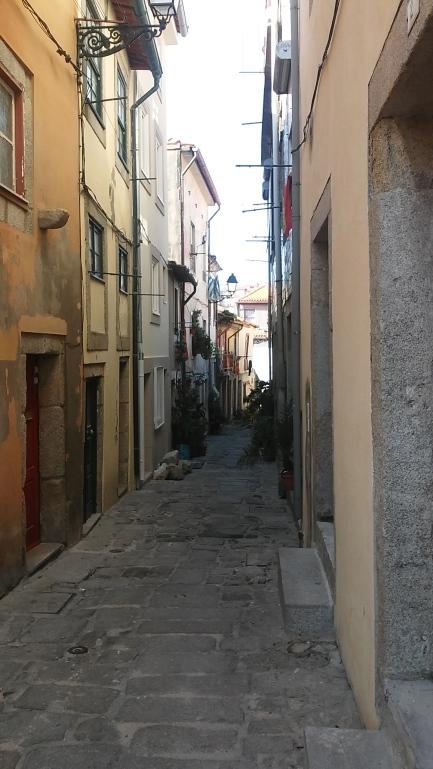 porto Portugal travel local streets