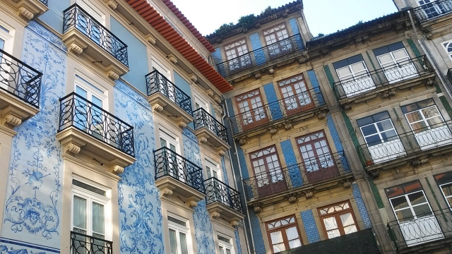 porto Portugal travel architecture