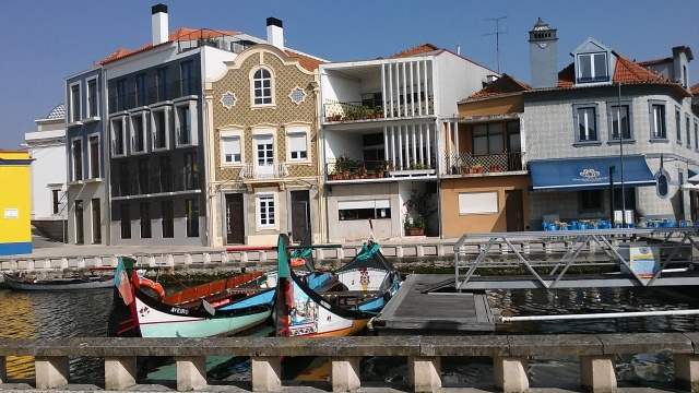 aveiro porto Portugal travel