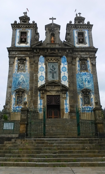 porto Portugal travel church