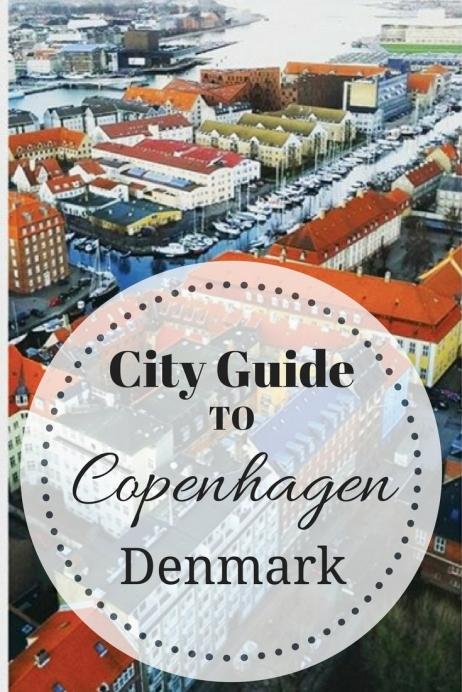 City Guide to copenhagen denmark travel