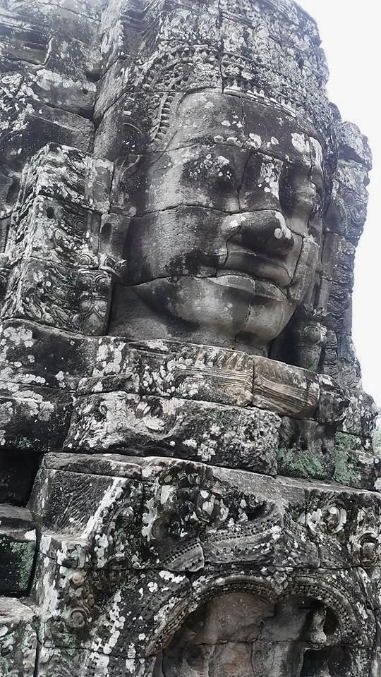 Bayon image cambodia