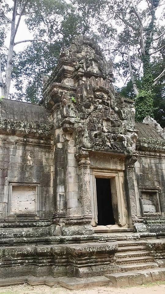 cambodia siem reap temple visit