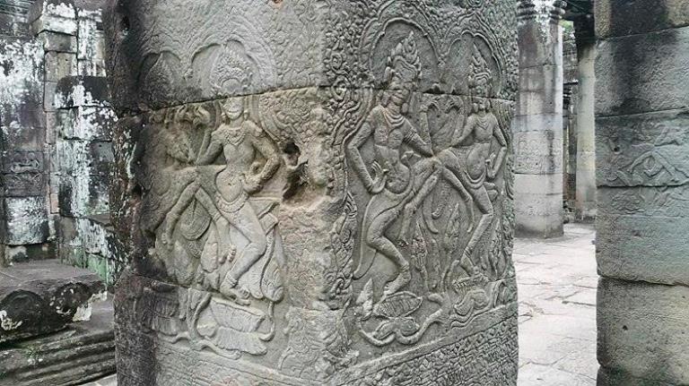 Banteay Kdei image Cambodia