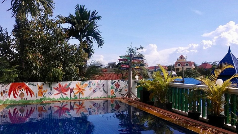 Hostelling International Siem Reap image Cambodia