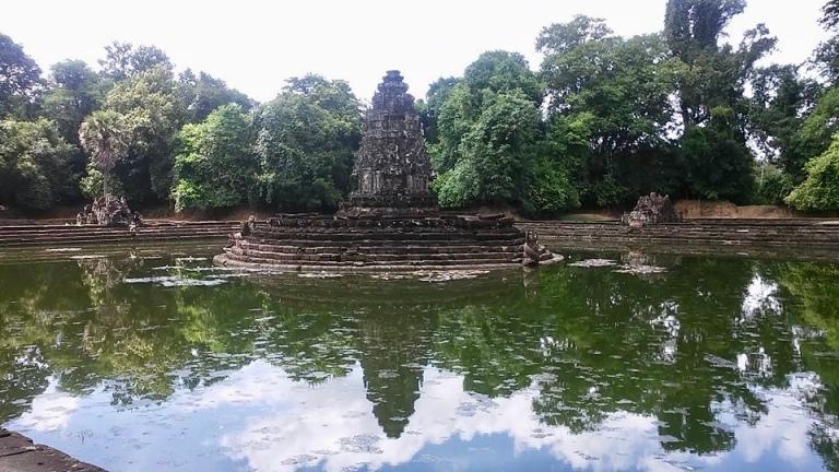 Neak Pean image cambodia