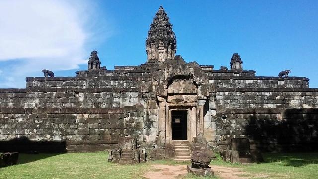 big temple Cambodia