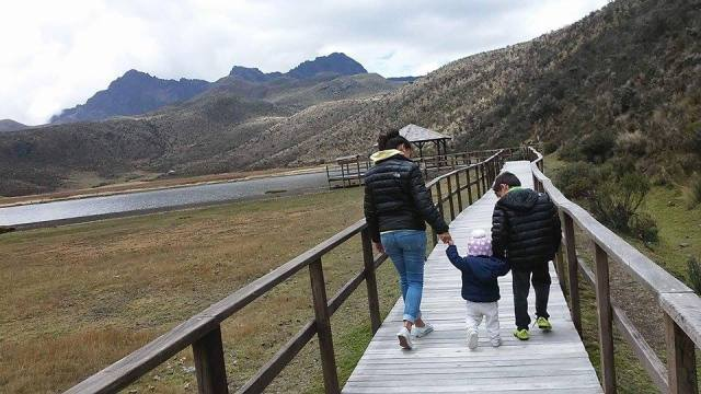 Ecuador work exchange travel