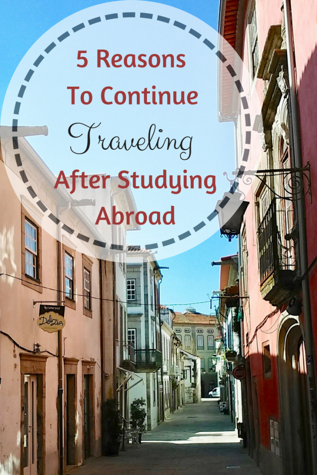 5 Reasons to travel study abroad