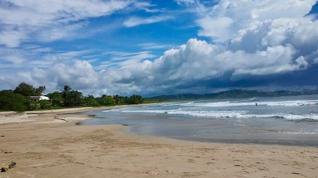 beach Tamarindo Costa Rica