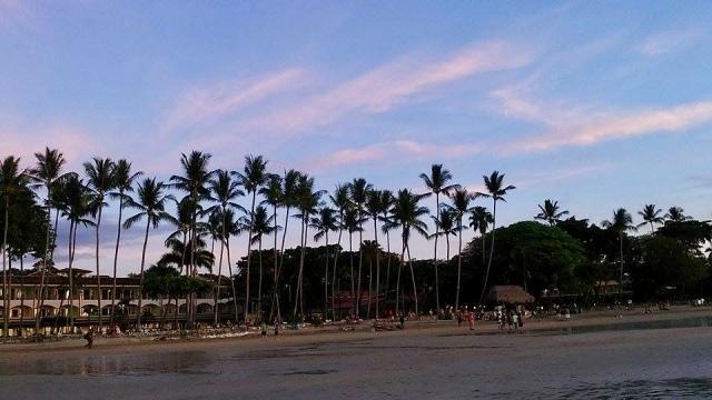 Tamarindo beach Costa Rica