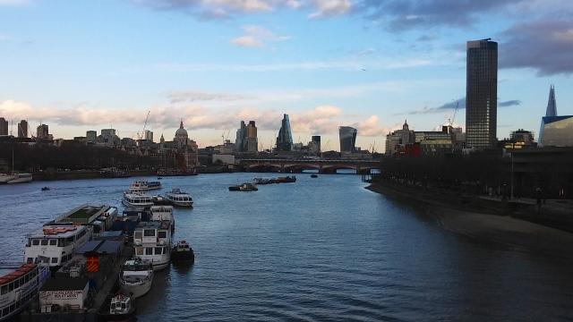 study abroad London