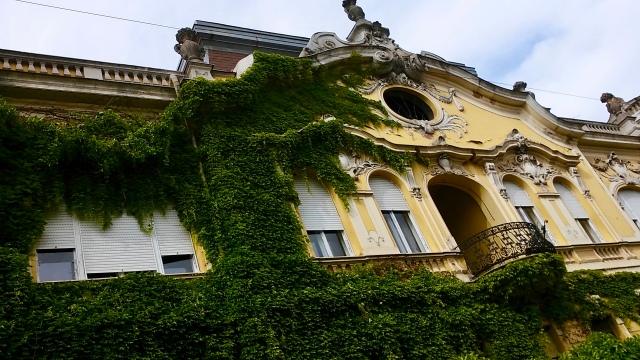 european avenue, travel in osijek croatia