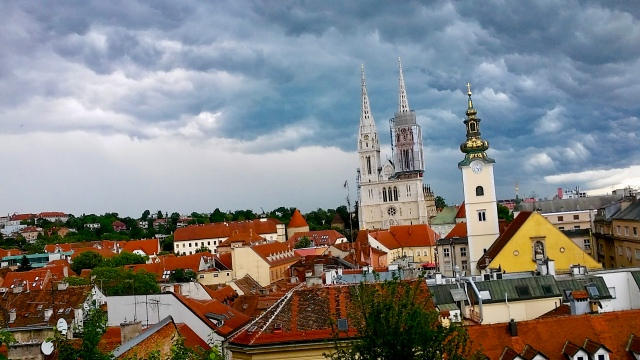 Zagreb travel croatia