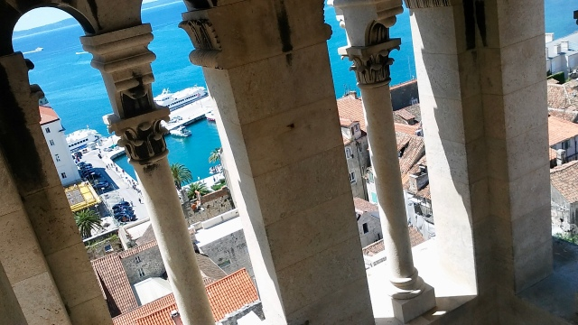 split old town croatia