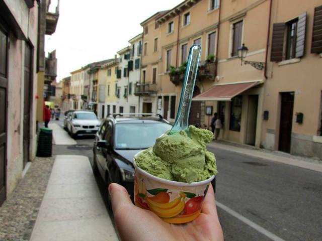 gelato Italy food culture
