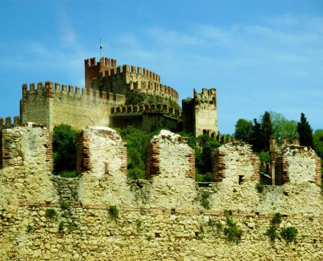 castle culture italy europe travel