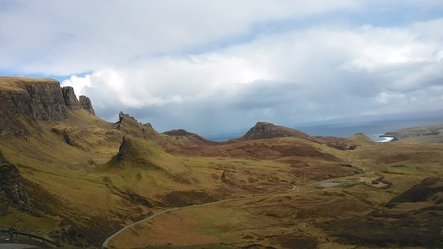 scotland travel wilderness