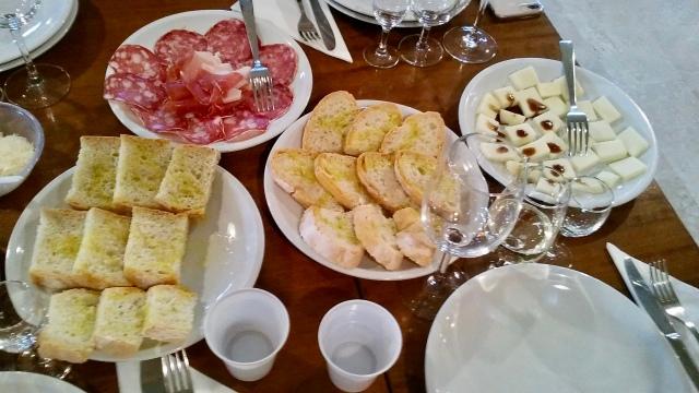 Italian food Tuscany Italy travel