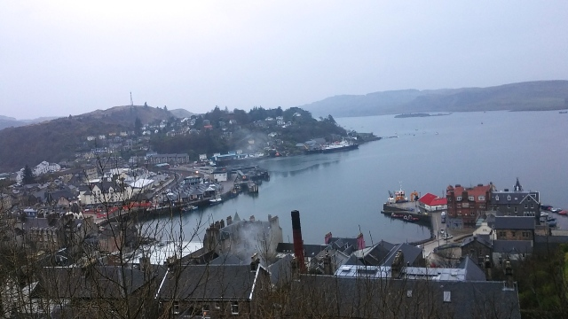 travel tips, traveling europe culture and wanderlust, Oban scotland