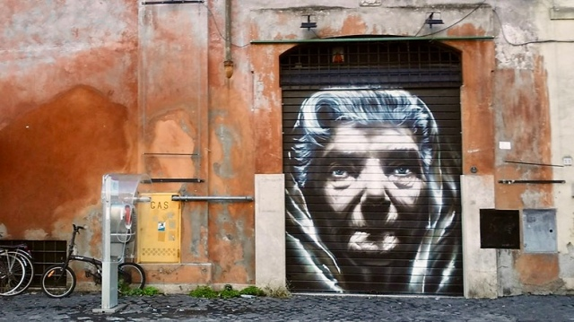 Rome travel europe Italy Italian culture street art