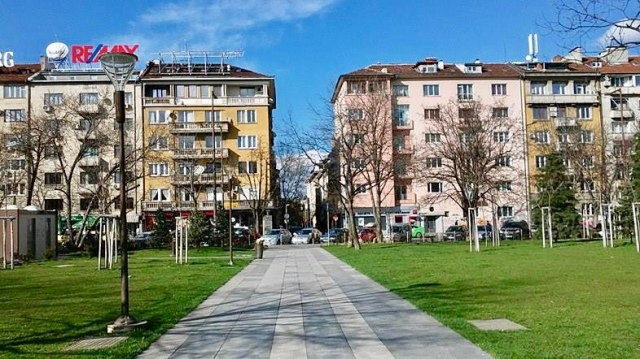 park sofia bulgaria