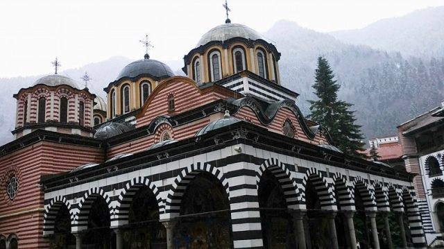 sofia Bulgaria travel photo Eastern Europe budget travel rila monastery