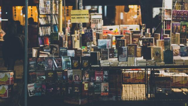 Sofia Bulgaria books