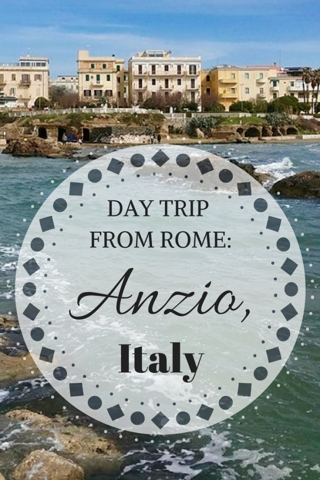 DAY TRIP FROM ROME, Anzio Italy