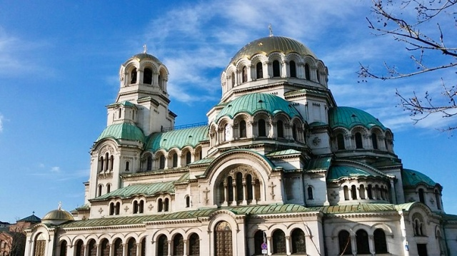 sofia Bulgaria travel tips Eastern Europe cathedral