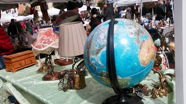 vintage market italy