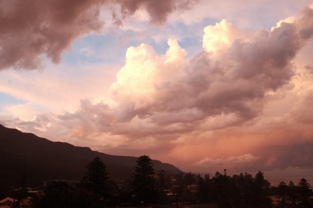 beauty sky nature