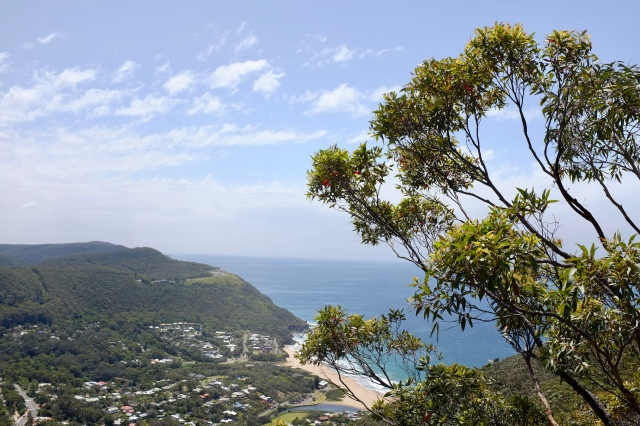 stanwell park new South Wales Australia travel