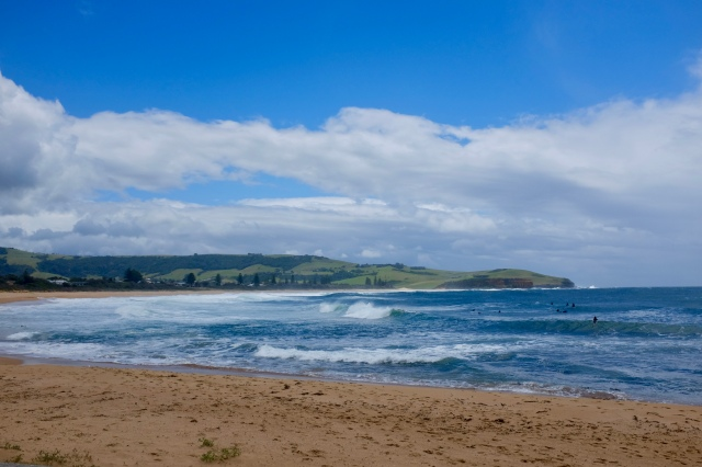 gerringong beach south coast Australia