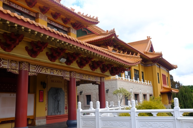 buddhist temple Australia new South Wales travel