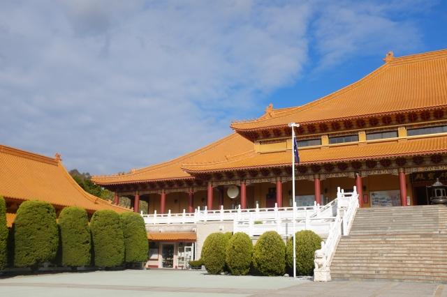 buddhist temple australia travel