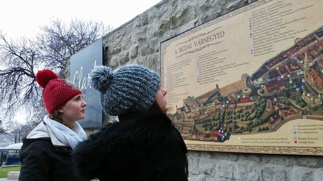 Buda castle Hungary Budapest travel