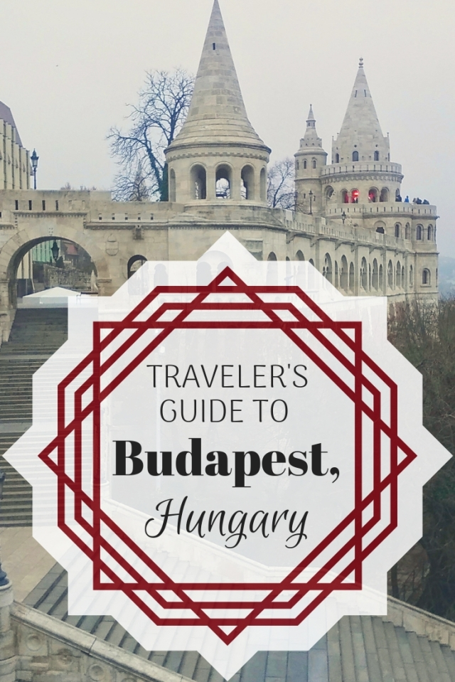 TRAVELER'S GUIDE TO BUDAPEST HUNGARY TRAVEL EUROPE