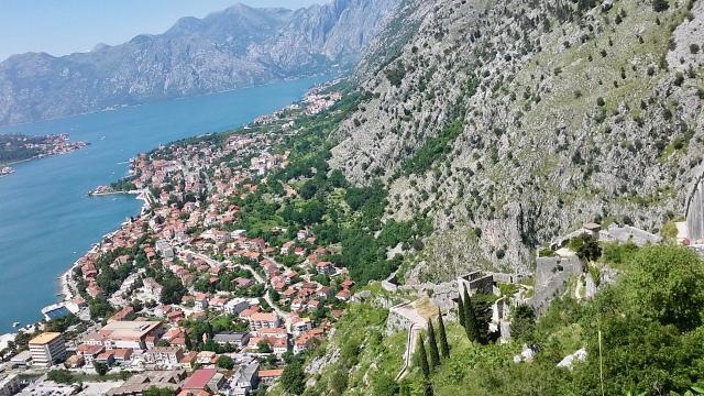 hiking st John mountain kotor Montenegro