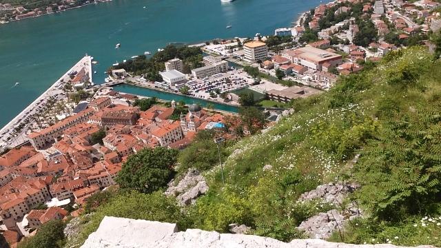 kotor Montenegro travel photo hike
