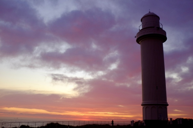 australia wollongong travel lighthouse