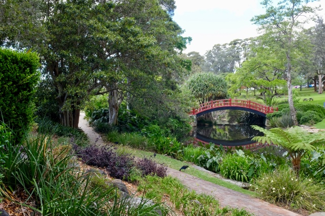 australia wollongong travel garden
