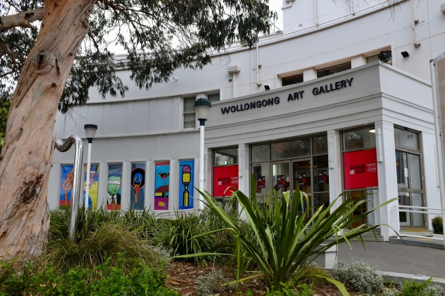 australia wollongong travel art gallery