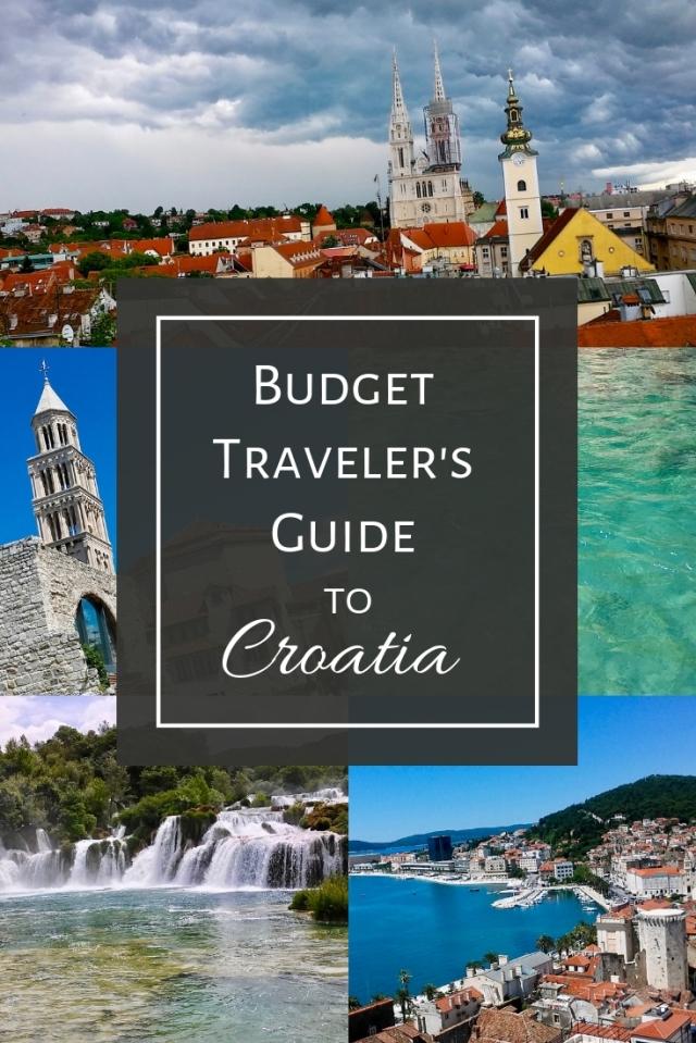 Budget Traveler's Guide to Croatia