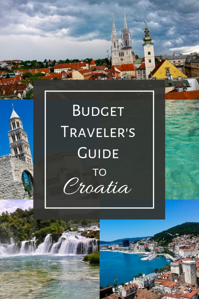 Budget Traveler's Guide to Croatia
