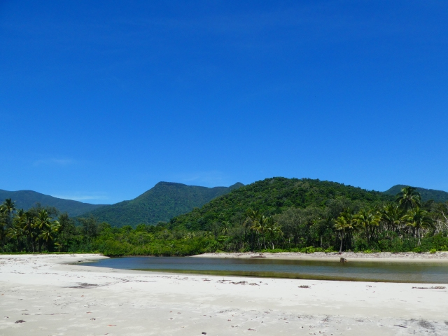 Australia far North Queensland myall beach
